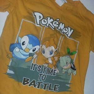2007 Pokémon Short Sleeve Tee